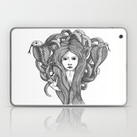 Snake Charmer Laptop & iPad Skin