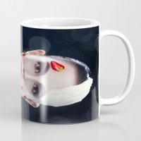 Strawberries & Cream Mug