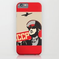 SOVIET RED ARMY iPhone 6 Slim Case