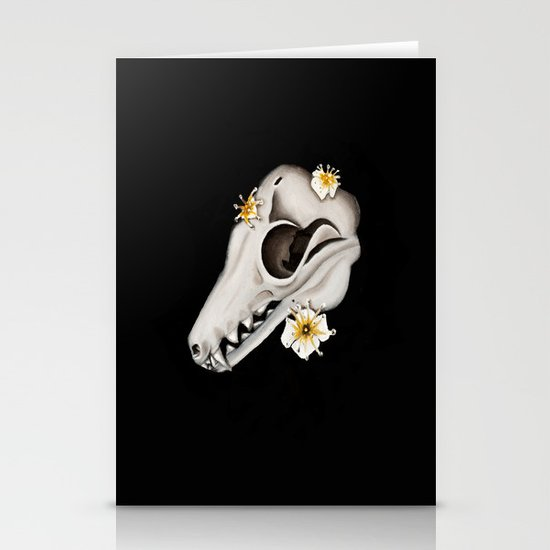 Geoffrey  Stationery Card