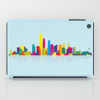 New WTC Skyline iPad Case