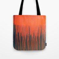 Bloody Rain Tote Bag