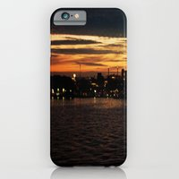 iPhone & iPod Case featuring Nightlife by Em Beck