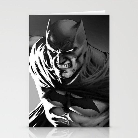 Dark Knight Stationery Card