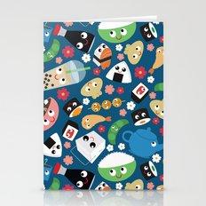 Bento Box Stationery Cards