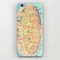 Swing Time iPhone & iPod Skin