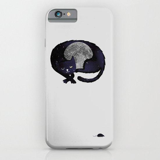 Feline Nocturnus iPhone & iPod Case