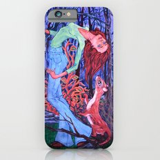 Midnight Dance with an Otter iPhone 6 Slim Case