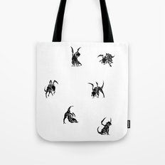 SIX POOL Tote Bag