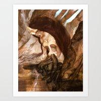 Amazon Art Print