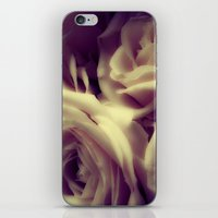 {English Rose} iPhone & iPod Skin