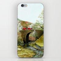 English Countryside iPhone & iPod Skin