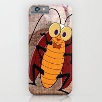 Cockroaches iPhone 6 Slim Case
