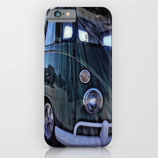 vintage vw iPhone & iPod Case