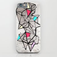 iPhone & iPod Case featuring Diamante by akamundo