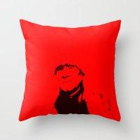 bau5 Throw Pillow