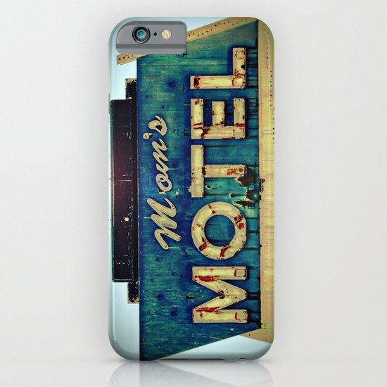 Mom's Motel iPhone & iPod Case