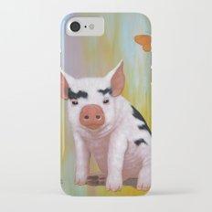 ONE COOL PIG iPhone 7 Slim Case