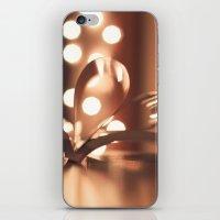 Double Cliche iPhone & iPod Skin