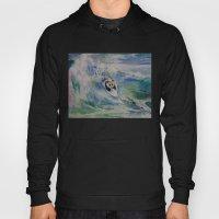 Panda Surfer Hoody