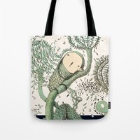 My Green Memory Tote Bag