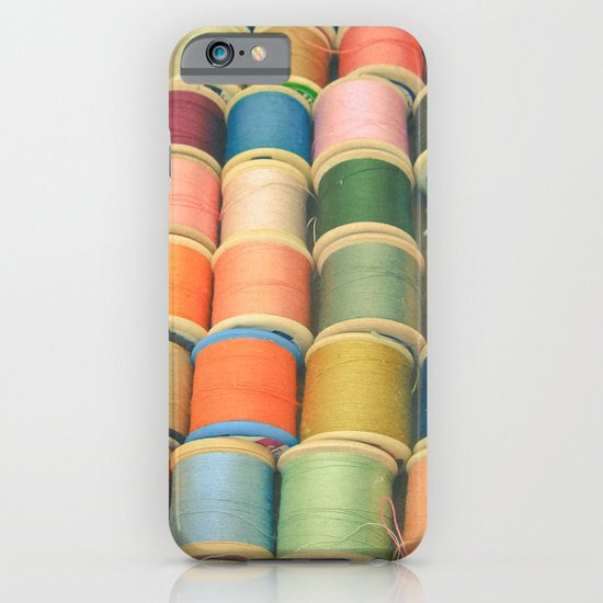 Sew a Rainbow iPhone & iPod Case