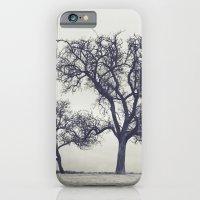 bleak trees... iPhone 6 Slim Case