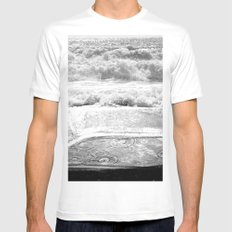 mare magnifico #1 Mens Fitted Tee SMALL White