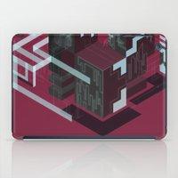 Dark Chocolate, Cherries… iPad Case