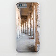 Roman Amphitheatre Arches in Arles. Slim Case iPhone 6s