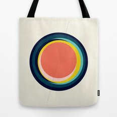 Future Globes 003 — Matthew Korbel-Bowers Tote Bag