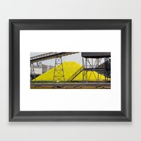 Chemical Framed Art Print