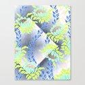 Dancing Protea Canvas Print