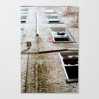 A Different Place Canvas Print