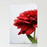 Chrysanthemum II Stationery Cards
