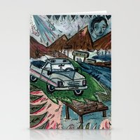 I'd Like To Stay / Someo… Stationery Cards