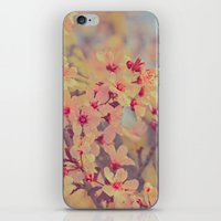 Vintage Blossoms - In Me… iPhone & iPod Skin