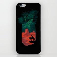 Final Frontiersman iPhone & iPod Skin