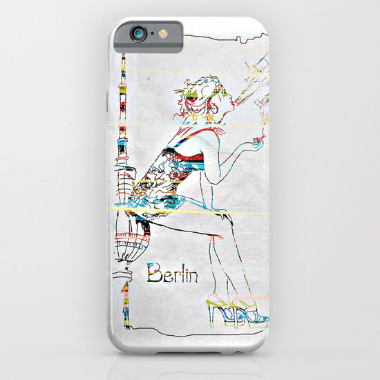 Berlin iPhone & iPod Case