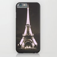 Vintage Style Paris iPhone 6 Slim Case