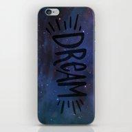 Sweet Dream iPhone & iPod Skin