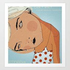 Sundburn Art Print