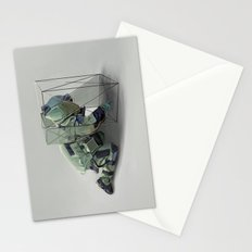 Cage Stationery Cards