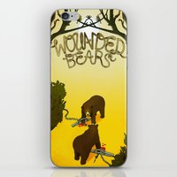 Wounded Bears iPhone & iPod Skin