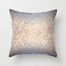 Glimmer Of Light (Ombré… Throw Pillow