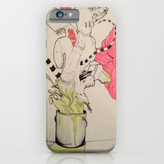 BUCKET FULL OF MONSTERS Slim Case iPhone 6s