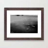Northern Irish Waters Framed Art Print