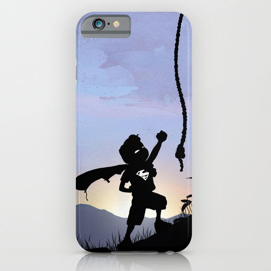 Super Kid iPhone & iPod Case