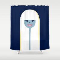 Good Hair Days: Straight Shower Curtain
