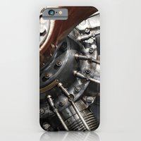 Airplane Motor iPhone 6 Slim Case